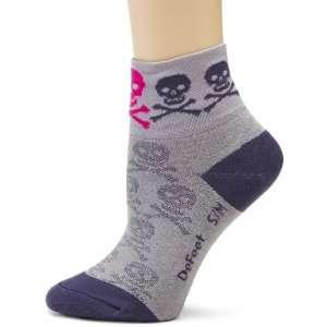 DeFeet Womens Aerator Skully Sock