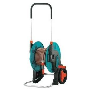 196 Foot by 1/2 Inch Hose Capacity Garden Hose Cart with 65 Foot Hose
