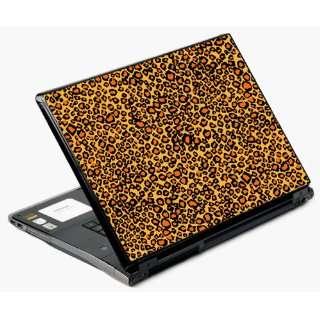 Univerval Laptop Skin Decal Cover   Leopard Skin
