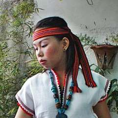 Traditional Filipino Native Costumes of IGOROT from IFUGAO