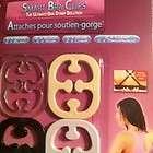Smart Bra Clips   Ultimate Bra Strap Solution 8 Pack   Lot Of 3