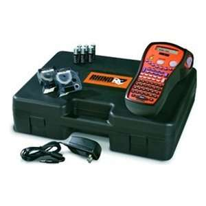 RHINO 3000 Thermal Heat Transfer Label Printer Hard Case Kit, Pack of