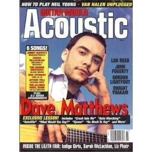 1998) (Dave Matthews   Exclusive Lesson) Harold Steinblatt Books