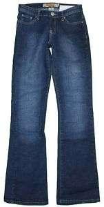 True People sz 7 Womens Juniors Blue Jeans FF15
