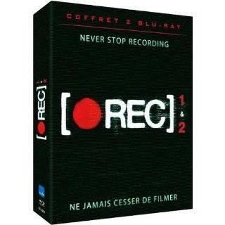 Balagueró Collection   5 Blu Ray DVD Box Set ( [Rec] / [Rec] 2 (Rec
