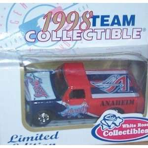 California Angels of Anaheim Ford F 150 Pickup Truck 1998