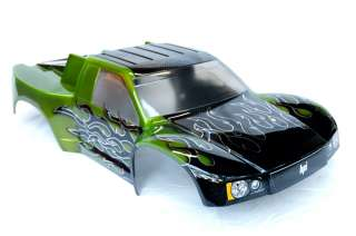 Painted RC Body fits HPI Baja 5SC 5SC 1 SS 29 LE RTR 5T 1/5 15 Scale