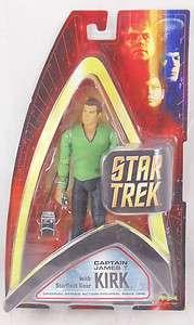 Art Asylum Star Trek Captain James T. Kirk Wave 1 Figure