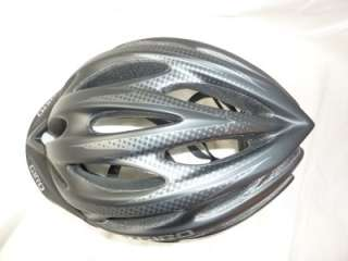 2011Giro Athlon Black Charcoal Bicycle Helmet MED New