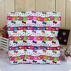 New Hello Kitty Square Chair Seat Cushion Pillow+Strap