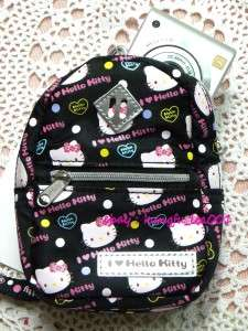 Mini Backpack Digital Camera iPod iPhone Pouch Coin Bag Wallet