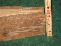 Antique Wooden bench end vise Clamp hand split hand plained crafted