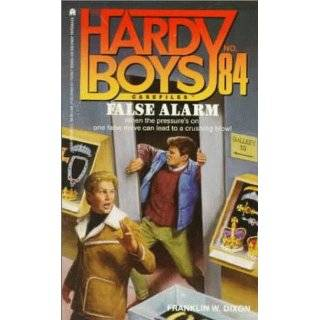 FLIGHT INTO DANGER (HARDY BOYS CASE FILE 47) (Hardy Boys