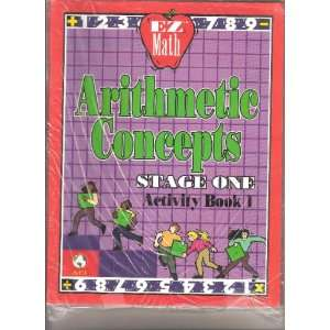 E Z Math Arithmetic Concepts (Stage One, Activity Book 1 5