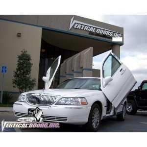 Vertical Doors Kit 98 06 Lincoln Town Car Automotive