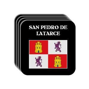 Castilla y Leon   SAN PEDRO DE LATARCE Set of 4 Mini