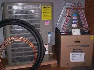 Ton Mobile Mobile Split System Heat Pump System