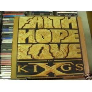 Faith Hope Love(LP)vinyl Kings X Music