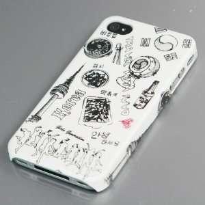 / Korea Design / Travel Series Plastic Case / Cover / Skin / Shell