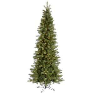 24 Albany Spruce Slim 150 Clear Lights Christmas Tree (A114046