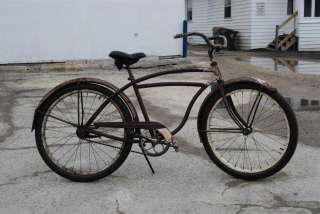 Schwinn The World Cruiser Bicycle Bike new departure 24 Wheel