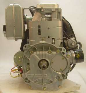 18.5hp Briggs Stratton Vert Engine ES Intek I/C Alternator 16Amp 1