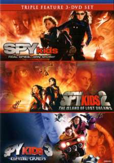 Spy Kids Triple Feature (DVD)