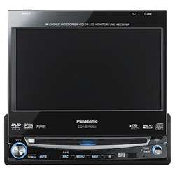 Panasonic CQ VD7005U In dash Color LCD Monitor (Refurbished