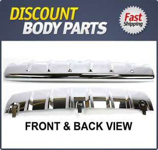 Bumper Mounting Kit New Chrome Jeep Grand Cherokee 2004 Parts
