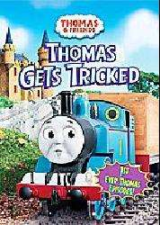 the Tank Engine & Friends   Thomas Gets Tricked (DVD)