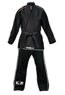 Bad Boy PRO Series Jiu Jitsu Gi Black A2G bjj kimono