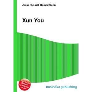 Xun You Ronald Cohn Jesse Russell Books
