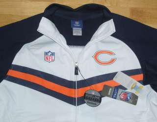 Chicago Bears 2011 authentic sideline NFL football player travel