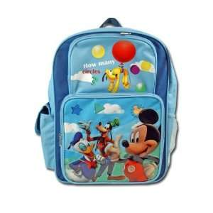 Disneys Mickey Mouse Clubhouse Backpack with Goofy