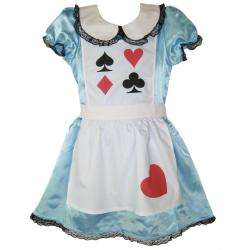 Ann Loren Girls Alice in Wonderland Halloween Costume