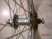 20 BMX REAR BICYCLE WHEEL/RIM TIRE BIKE PARTS B364