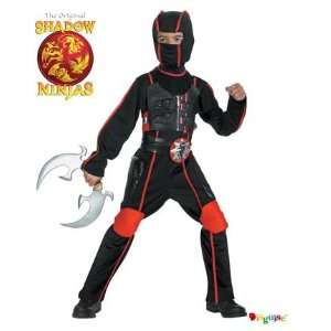 Shadow Ninja Child Costume   Small (4 6) Toys & Games