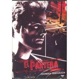 El Pantera (Primera Temporada Mexico) [NTSC/REGION 1 & 4 DVD. Import