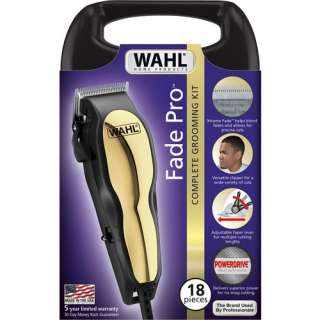 Wahl 79111 800 Fade Pro Home Haircutting Kit: Massagers & Spa