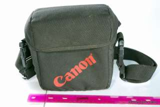 Genuine Canon Camera Photo case shoulder bag small