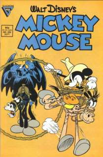 Walt Disneys Mickey Mouse Comic Book #230, 1987 UNREAD
