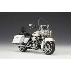 2007 Harley Davidson FLHR White Gold Road King