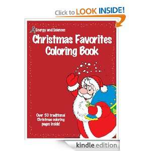 Christmas Favorites Coloring Book Energy and Sciences