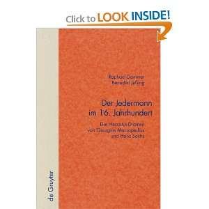 Edition) (9783110199444) Raphael Dammer, Benedikt Jessing Books