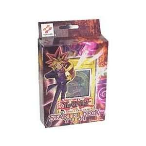 YuGiOh Unlimited Yugi Starter Deck [Toy] Toys & Games