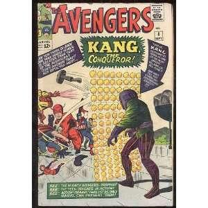Avengers, v1 #8. Sep 1964 [Comic Book] Marvel (Comic