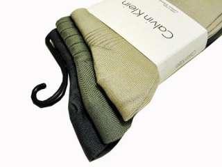 Calvin Klein 3 pair dress socks 10 13 mens NWT