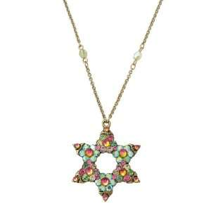 Authentic Star of David Pendant Designed by Michal Negrin