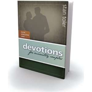Devotions for Ministry Couples (Pastor Appreciation