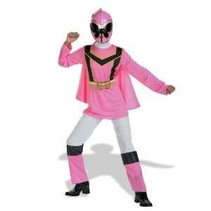 Power Ranger Pink Costume Girls Size 10 12 Toys & Games